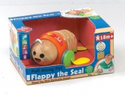 Flappy Seal Pull Toy