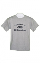 Property of My Grandkids Mens T-Shirt