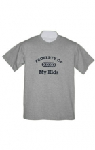 Property of My Kids Mens T-Shirt