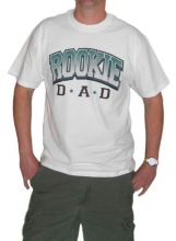 Rookie Dad Mens T-Shirt