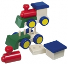 Stacking Train Truck Set