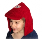 Baseball Hooded Towel