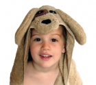 Dog Hooded Towel