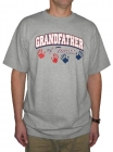 [Grandfather of Twins T-Shirt]