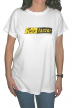 Twin Factor Womens T-Shirt
